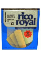 Royal Bb Clarinet 3,5x10 (RRO10BCL350) RICO
