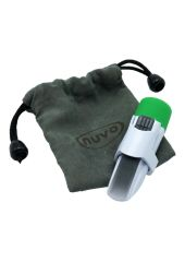 JSax Mouthpiece Assembly in tote bag (White/Green) NUVO