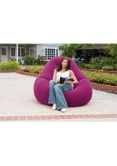 Кресло INTEX DELUXE BEANLESS BAG 122х127х81см [68584] Intex