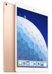 Планшет Apple iPad Air (2019) Wi-Fi + Cellular 256Gb Gold MV0Q2RU/A