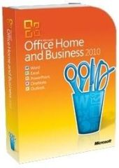 Microsoft® Office Home and Business 2010 (на 1 ПК) T5D-00415