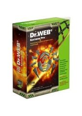 ПО Dr.Web BHW-BR-12M-2-A3 DR.Web Security Space PRO + криптограф Atlansys Bastion 2-Desktop 1 year Box BHW-BR-12M-2-A3