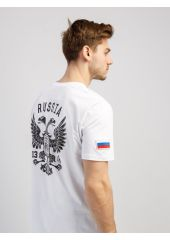 Футболка RUS Black Star Wear
