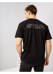 Футболка BSW HALF Black Star Wear