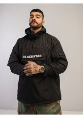 Куртка-анорак UNIT Black Star Wear