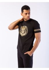 Футболка GOLD LION Black Star Wear