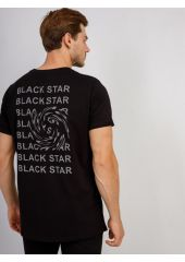 Футболка REFLECTIVE Black Star Wear