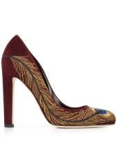 туфли 'Isabelle'  Brian Atwood ISABELLE100PCK11737796