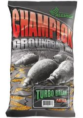 "Прикормка ALLVEGA ""Champion Turbo Bream"", турбо лещ, 1 кг 0059185"