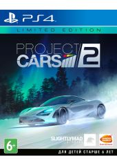 Project Cars 2. Limited Edition (PS4) Slightlу Mad Studios