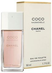 Chanel Chanel Mademoiselle Coco Туалетная вода, 50 мл Туалетная вода 50 мл Chanel Mademoiselle Coco Туалетная вода, 50 мл