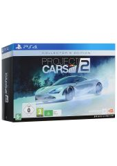 Игра Project Cars 2. Collector's Edition для PS4 Sony Slightlу Mad Studios
