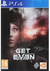 Игра Get Even для PS4 Sony The Farm 51 Group S.A.