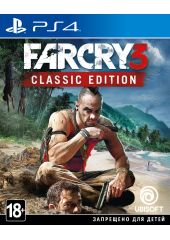 Игра Far Cry 3. Classic Edition для PS4 Sony Ubisoft Entertainment