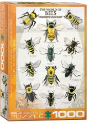 "Пазл Eurographics ""The World of Bees"" ""The World of Bees"""