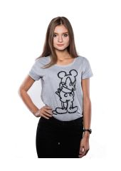 Футболка Disney Angry Mickey Mouse