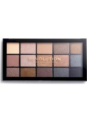 Тени для век Makeup Revolution Re-Loaded, 6102797, Smoky newtrals Re-Loaded