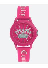 Наручные часы Juicy Couture Sport Chic JC 1001 HPHP женские, фуксия
