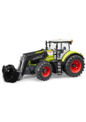Трактор Bruder Claas Axion 950 c погрузчиком 03-013