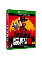 Xbox One игра Take-Two Red Dead Redemption 2. Special Edition Take Two