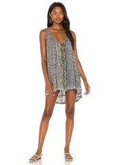 Мини платье mess around - Free People OB1157721