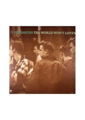 Виниловая пластинка Smiths, The, The World WonT Listen (Remastered) Warner Music