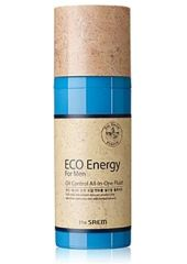 The Saem Eco Energy For Men Oil Control All in One Fluid 1614