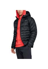 Куртка Under Armour Insulated Hooded, 001 черная, SM