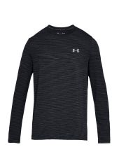 Лонгслив Under Armour Vanish Seamless LS, 001 черный, LG