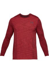 Лонгслив Under Armour Threadborne Seamless LS, 629 красный, XL
