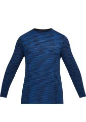 Лонгслив Under Armour Threadborne Seamless LS, 487 синий, XL