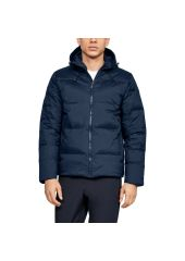 Куртка Under Armour Down 600 Fill Power Hooded, 408 синяя, MD