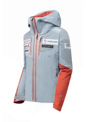 Descente Swiss Replica Lightweight Jacket 19/20 titanium 50