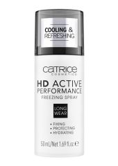 Фиксатор макияжа CATRICE HD Active Performance Freezing Spray 50 мл