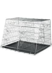 Клетка для собак Trixie Double Kennel Двойная, 93 х 68 х 79 см TRIXIE