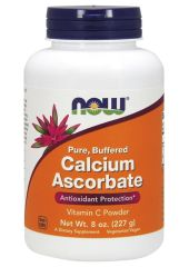 Витамин C NOW Calcium Ascorbate 227 г