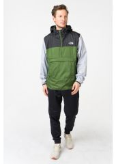 Куртка мужская The North Face T93FZLAV4 зеленая L