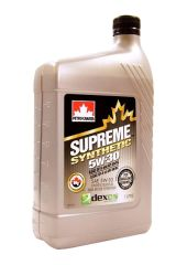 Моторное масло Petro-canada Supreme Synthetic 5W-30 1л PETRO-CANADA