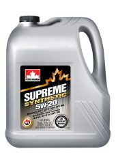 Моторное масло Petro-canada Supreme Synthetic 5W-20 4л PETRO-CANADA