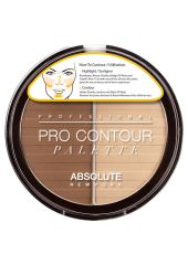 Корректор для лица Absolute New York Pro Contour Palette