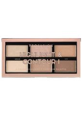 Набор для макияжа PROFUSION Highlight & Contour I Palette