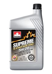 Моторное масло Petro-canada Supreme Synthetic 5W-20 1л PETRO-CANADA