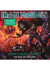 Виниловая пластинка Iron Maiden FROM FEAR TO ETERNITY: THE BEST OF 1990-2010 Picture disc EMI