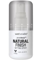 Спрей для фиксации макияжа Wet n Wild Photo Focus Setting Spray - Natural Finish