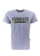 Футболка Everlast Camouflage, grey, XXL INT