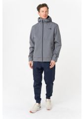 Куртка мужская The North Face T93XXVDYY серая XL