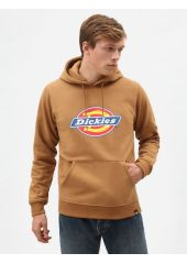 Худи DICKIES San Antonio Regular Hoody Brown Duck 2020 5053823409227