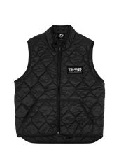 Жилет THRASHER Magazine Logo Vest Black 2020 Thrasher 010202040322