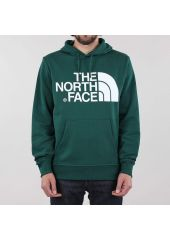Худи с капюшоном THE NORTH FACE M Standard Hoodie Night Green The North Face 192824461324