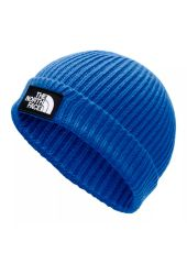 Шапка THE NORTH FACE Tnf Logo Box Cuff Beanie Tnf Blue The North Face 192363603278